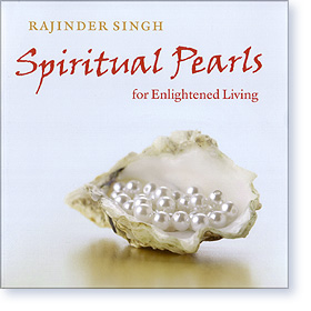 Spiritual Pearls for Enlightened Living book cover